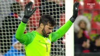 Alisson's Solid Display vs CZR • 2018/19