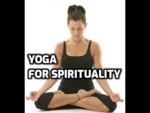 Yoga for Spirituality | Gwen Lawrence