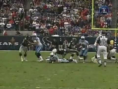 Vince Young beats the Texans in OT