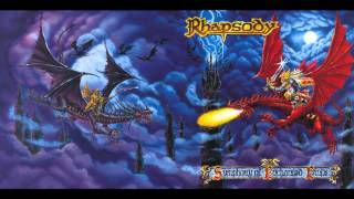 RHAPSODY (Of Fire) - Symphony of Enchanted Lands w/lyrics (1998) (HD)