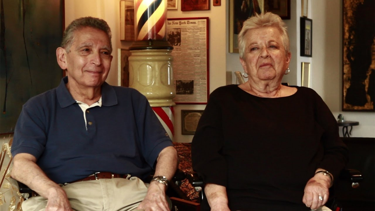 Vivienne & Paul Koreto, New York Philharmonic subscribers since 1959