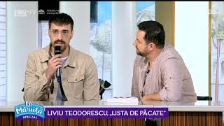 Liviu Teodorescu, Lista de pacate