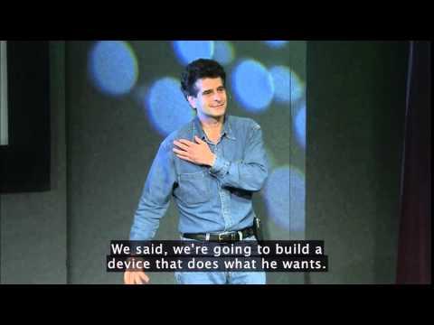 Ted Talks: Dean Kamen