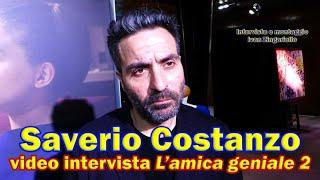 Saverio Costanzo, intervista L'amica geniale 2: l'emancipazione di Lila e Lenù accelererà