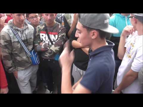 MC ANI VS KATOS Primera Ronda Horta battles