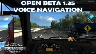 American Truck Simulator - Driving with Voice Navigation from Redding to Medford [4K 60FPS]