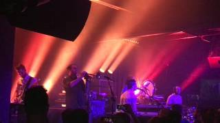 MuteMath invites fan to play Trumpet at show