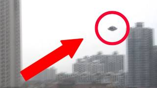 UFO 2012 2nd Beijing China Sighting 1/6/2012 from same building in 1 week