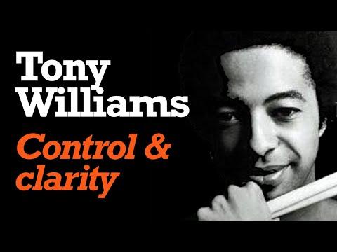 tony wisdom: control and clarity