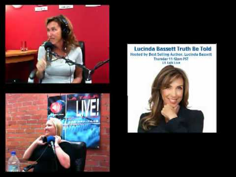 Truth be Told hosted by Lucinda Bassett 10-04-12