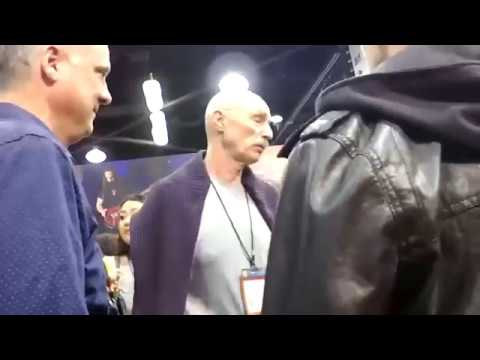 "NAMM 2017 - ERNIE BALL - John Petrucci | Sterling Ball | Tony Levin (""hangin' at the booth"")"