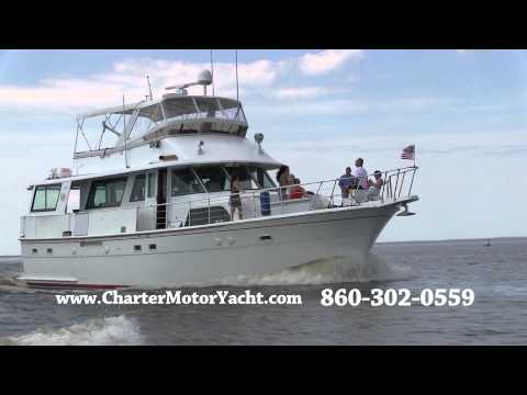 Lady of the Sea Charters - www.ChaterMotorYacht.com