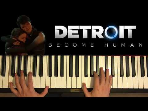 Detroit: Become Human - Little One (Piano Cover)