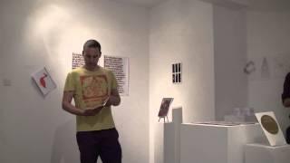 Zimzalla Poetry Exhibition - Stephen Emmerson
