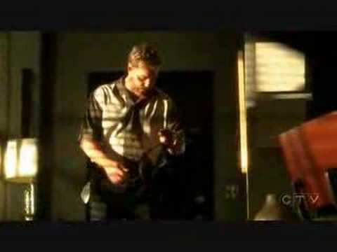 CSI 8x12 - Grissom's Divine Comedy - a man and his dog