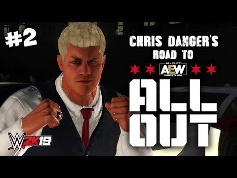 A DEAL WITH THE DEVIL!! | WWE 2K19 Chris Danger's Road To All Out