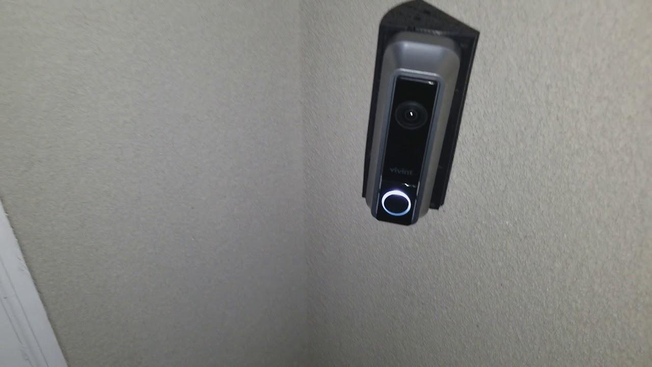 Doorbell Camera Corner Angle Mount - YouTube