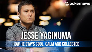 2021 WSOP: Interview With Jesse Yaginuma - How He Stays Cool, Calm & Collected At The Poker Table