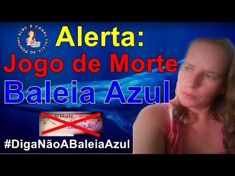 ALERTA - Jogo de Morte BALEIA AZUL  | Mundo da Vivih