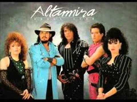 ANTOLOGIA DE CARICIAS altamira banda show