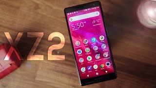 Sony Xperia XZ2 Review // Sony Finally Made a Great Phone!