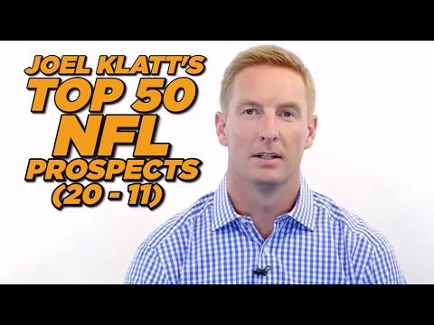 Top 50 NFL Draft Prospects (20-11)   Joel Klatt   THE HERD