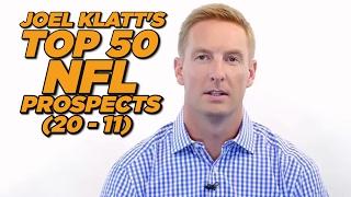 Top 50 NFL Draft Prospects (20-11) | Joel Klatt | THE HERD