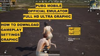 HOW TO DOWNLOAD PUBG MOBILE ON PC, OFFICIAL EMULATOR for PC, TENCENT GAMING BUDDY