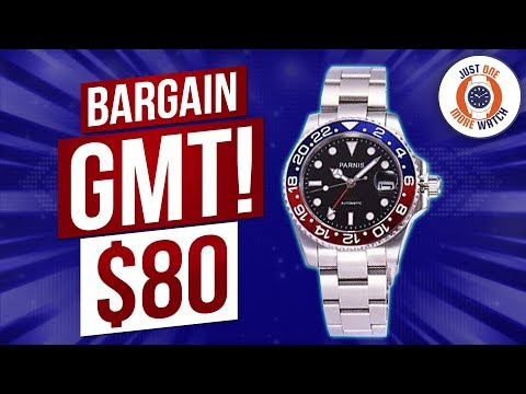 An Automatic GMT For $80? Amazing!