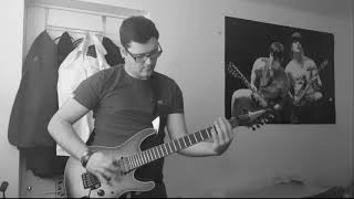 Black Veil Brides Coffin Guitar Cover - Joel Morrison