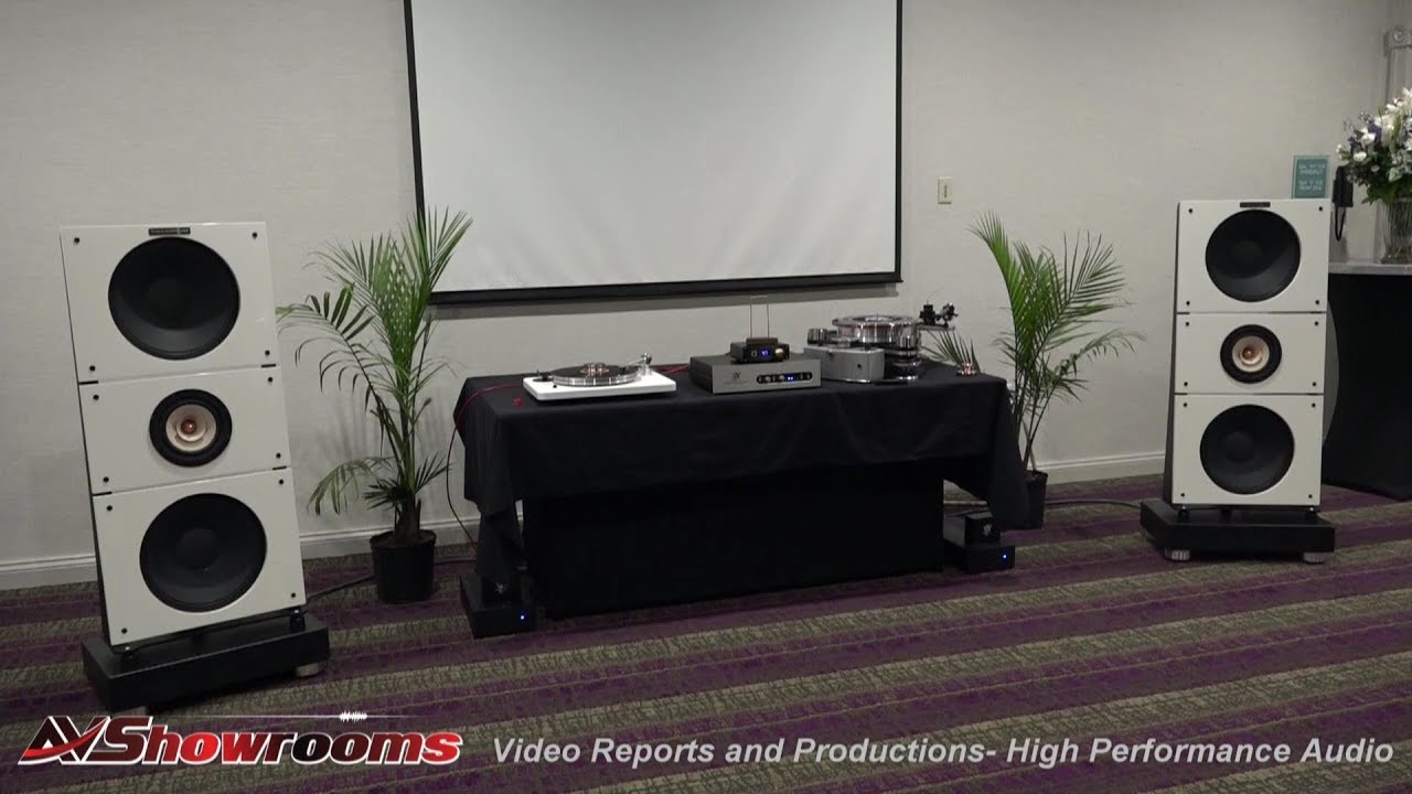 Pure Audio Project, VPI Voyager, Cliffwood Turntable, Avenger, Capital  Audiofest
