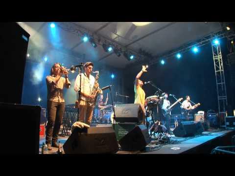 The Black Seeds - Fire (Live)