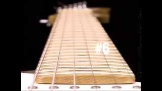 Las técnicas para tocar bien la guitarra