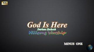God Is Here - Hillsong Worship (Minus One)