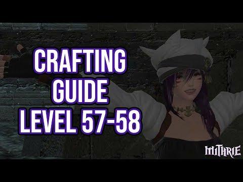 Final Fantasy Xiv Heavensward Unlocking Crafting