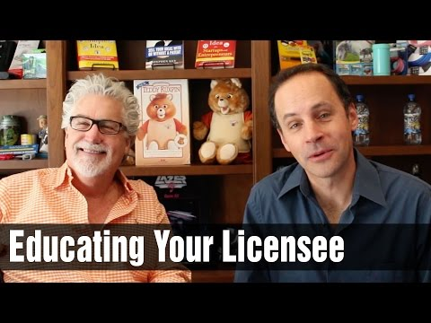 How to Get the Crucial Information You Need From Your Licensee