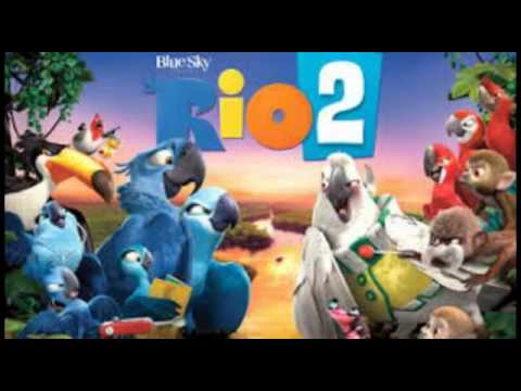 Rio 2  Soundtrack  What is Love
