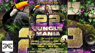 Benny Page ft Naviġator - 22 years of Jungle Mania