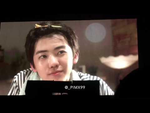 160214 SMROOKIESSHOW in BKK || VCR JISUNG JAEMIN JENO MARK♡