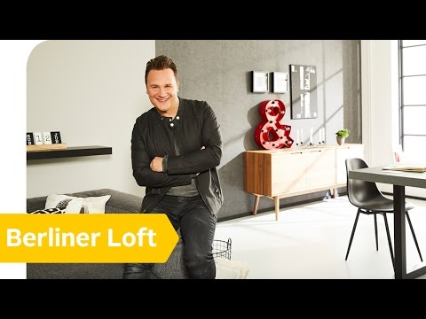 BERLINER LOFT – Guidos TOP 5 TRENDS & STYLES aus der Hauptstadt | Roombeez – powered by OTTO
