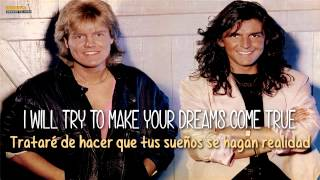 Modern Talking- The night is yours, the night is mine |Lyrics & Subtitulado|