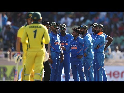 Cricbuzz LIVE: IND V AUS, 3rd ODI, Mid-innings Show