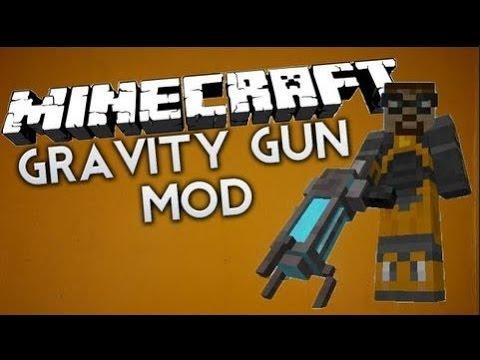 скачать мод Gravity Gun - фото 11
