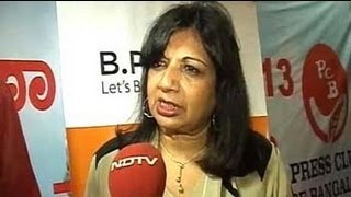 Karnataka assembly elections_ Kiran Shaw panel backs 14 candidates