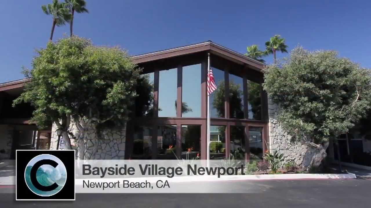 Bayside Village Newport Beach