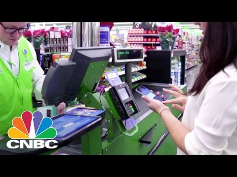 Wal-Mart Enters Mobile Payments Space | The Pulse | CNBC