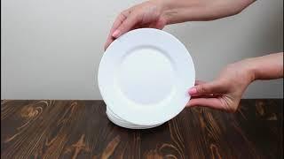 Десертные тарелки Luminarc Everyday G0565. Видеообзор от iPosuda.