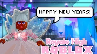 COMPLETING EVERY NEW YEARS EVE QUEST IN ROBLOX ROYALE HIGH *12/31/18 UPDATE*