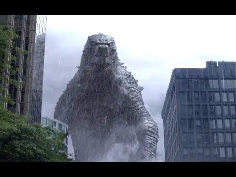 Godzilla Official Movie Clip - Let Them Fight (2014) REACTION / REVIEW!!!