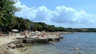 Naturist campsite Istra, Funtana-Fontane